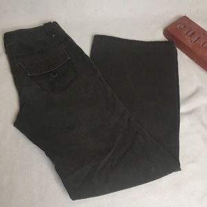 Banana Republic Bootcut Flare Leg Pockets Sz 0